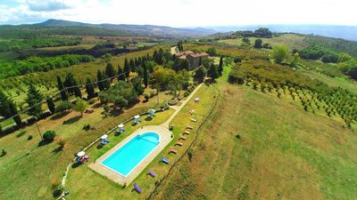 Photo for Apartment L'Elmo  in Orvieto, Umbria - 6 persons, 2 bedrooms
