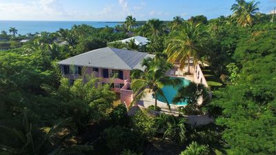 Photo for Exotic Island Villa with Harbour View and Private Pool