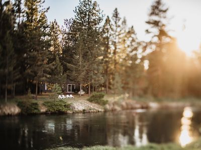 Photo for Deschutes River House • Bring your rod and reel! • Bend adventures await!