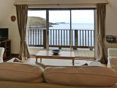Photo for Holiday homes Lochinver Holiday Lodges, Lochinver  in Schottische Küste - 4 persons, 2 bedrooms