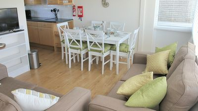 Photo for Beach Cottage 19, Golden Bay Holiday Village, A Stone's Throw from the sea