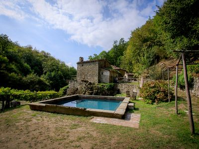 "Photo for Ancient mill in the ""green hearth"" of Tuscany"