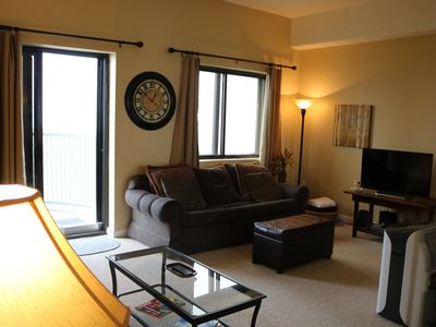 Photo for Deluxe Corner Condo at the Summit of Sugar Mountain