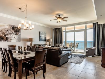 Photo for Great 3BR Phoenix Gulf Shores Condo with Incredible Views!!  Fall Specials!