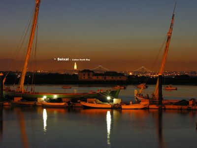 Photo for Located in Seixal (Lisbon South Bay), only 20 min. from Lisbon by Ferry Boat