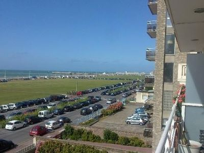 Photo for SPACIOUS 1 BEDROOM FLAT WITH SPECTACULAR SEA VIEWS WITH LIFT AND GARAGE