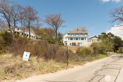 Exterior - Happe House is on a dune with no obstructions!