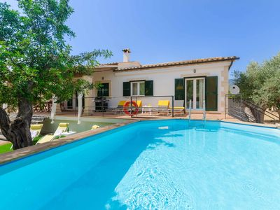 Photo for YourHouse Ca Na Barons, finca with pool in the Tramuntana for 8 people