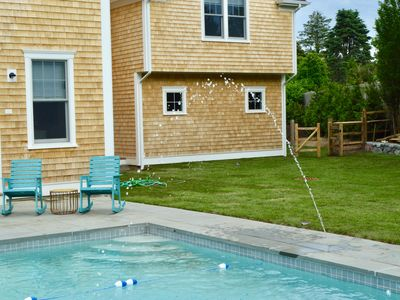 Photo for Brand new home in Edgartown with Pool!! Sleeps up to 14!