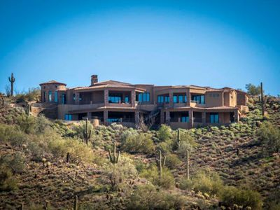 Photo for Stunning Hillside Masterpiece with Incredible City Views!