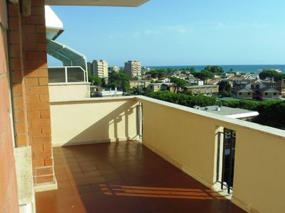 Photo for Seaside Apartment with nice Terrace