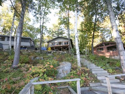Photo for 3 cottage compound in Beautiful Muskoka. Only 95 minutes from Toronto