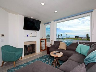 Photo for #360  Oceanfront 3 BR Penthouse fun in the sun.