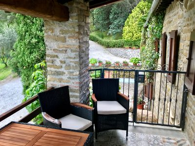 Photo for 2BR Apartment Vacation Rental in Gubbio, Umbria