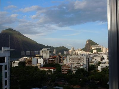 Photo for BEAUTIFUL 1 BEDROOM ON THE FRONTIER BETWEEN LEBLON AND IPANEMA, 5 MIN FROM THE BEACH AND 1MIN METRÔ