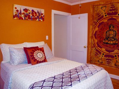 Photo for The Orange Buddah, 3 Bedroom Unit in a Double, Can Sleep 6!