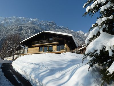Photo for Camellia Cottage: 3-star apartment chalet in Chamonix Mont-Blanc