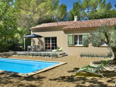 Photo for Saint Joseph Cottage | Provence | New villa with air conditioning, swimming pool & garden