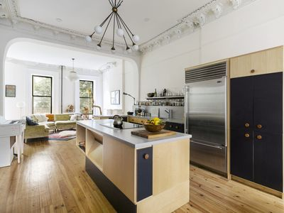 Photo for Triplex with 4 BRs in prime Clinton Hill for families