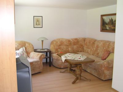 Photo for Charming and quiet loft apartment - At the forest of the senses