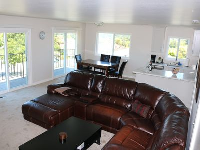 Photo for Spacious 1bedroom unit with abundant natural light