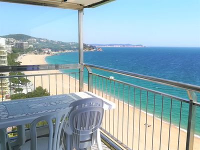 Photo for Platja d'Aro apartment with spectacular sea views