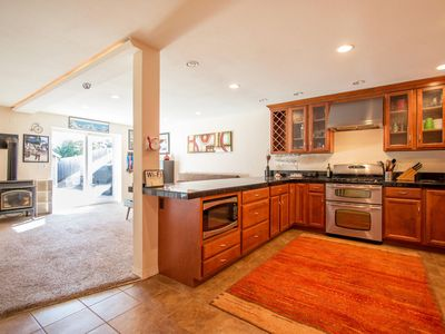 Photo for Northern Daylights - Light & Bright Basement Living! Steps to Downtown White Salmon