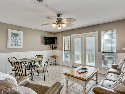 Photo for Grand Caribbean 406 East. In the heart of Perdido Key, Pensacola, FL steps from the Gulf of Mexico!