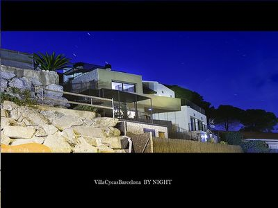 The Property by night