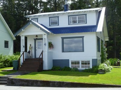 Lovely apartment for rent, across the street from Wrangell Narrows