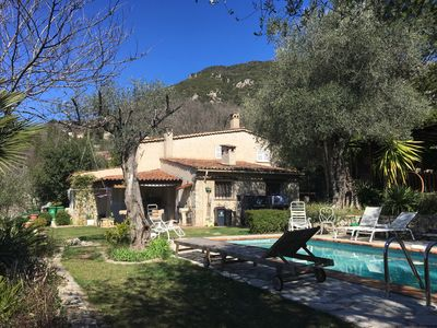 Photo for A Charming Provencal family home summer rental with swimming pool pet friendly
