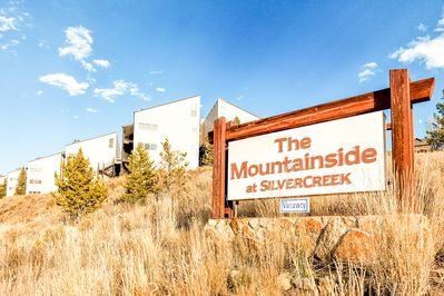 Welcome to The Mountainside at SilverCreek, Granby CO!