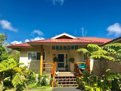 Photo for 1BR House Vacation Rental in P?hoa, Hawaii