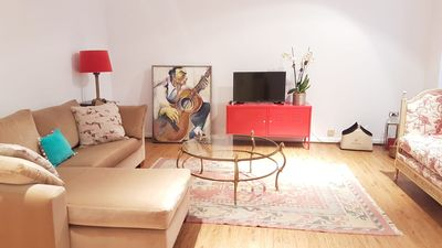 Photo for Magnificent apartment in the heart of Almagro