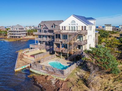 Photo for 6BR House Vacation Rental in Rodanthe, North Carolina