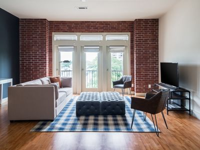 Photo for Exquisite 2BR at The Galleria by Sonder