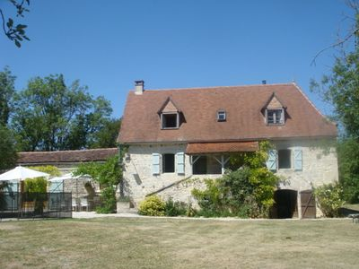 Photo for 5BR Farmhouse Vacation Rental in Cœur De Causse, Occitanie