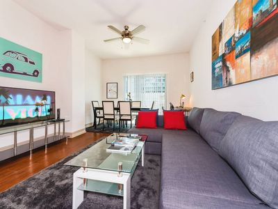 Photo for (CD3) Relaxing Miami 2BR/2BATH Penthouse -  Walk Score 98!