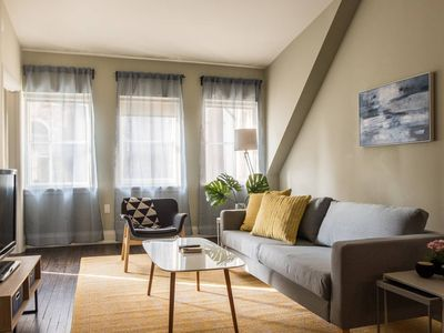 Photo for Perfect Location ★ 1 Block from Public Market 1BR