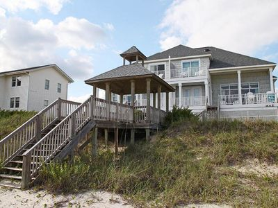 Photo for Southern Comfort East: 3 BR / 2 BA home in Oak Island, Sleeps 6