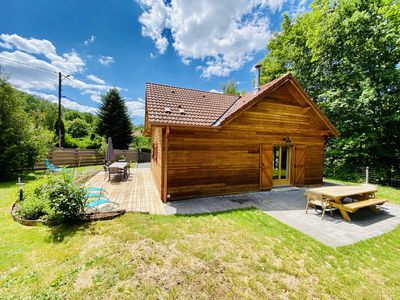 Photo for Le Hygge Chalet Gerardmer 1-10 Pers