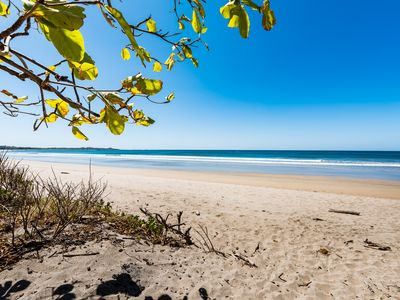 Photo for New Beachfront Rental - 4 Bedroom - Surf out Your Backdoor