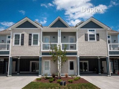 Photo for Beacon Villas 10B: Four bedroom, four bath duplex, game room, outdoor living space, great community