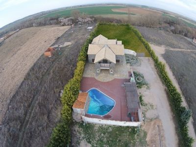 Photo for Rural house (full rental) Conde de Pasamar for 24 people