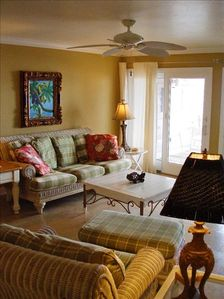 Photo for Gulf Front 2 Bedroom 2 Bath Unit
