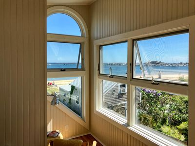 Photo for Romantic Beachfront Studio with Spectacular Water Views