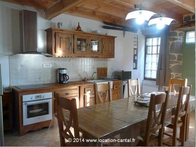Photo for Charming furnished tourism of an area of 65 m² and on two levels.