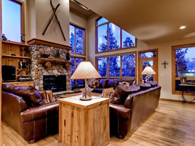Photo for His High Place: Private Hot tub, Ski Area Access, Shuttle, Beautiful Views