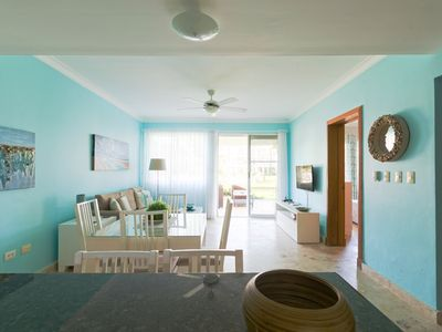 Photo for Playa Turquesa K102 - BeachFront, Wi Fi, Inquire About Discount Promo Code