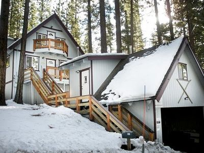Sugarpine Lodge: Private Balcony, Hot Tub, 2 Car Garage & Optional Master Suite